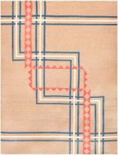 Art Deco Kilim From India