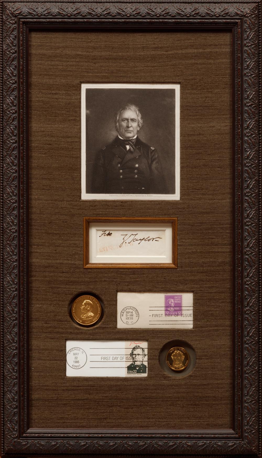 Zachary Taylor, 12th US President