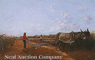Charles Wellington Boyle (American/Louisiana,