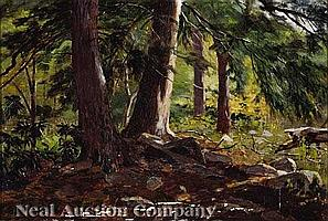Bror Anders Wikstrom (Swedish, 1854-1909)