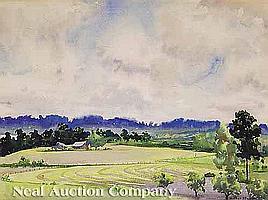 Arthur Stewart (American/Alabama, 1915-2005),