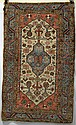 Attractive Heriz/Bakshaish(?) rug, north west