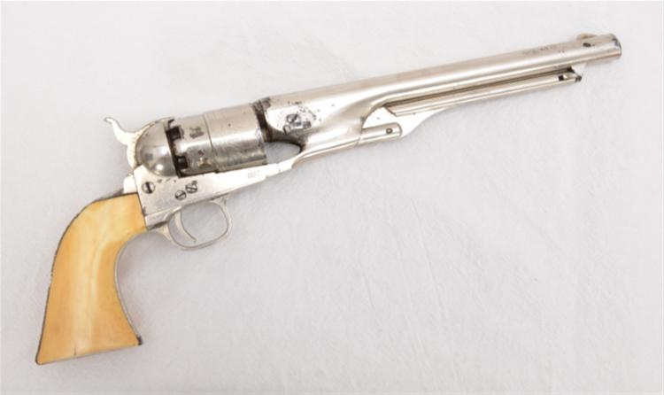 Lot 249: Buffalo Bill Cody's Colt 1860 Army