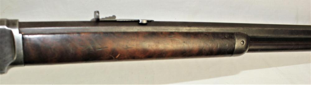 Lot 250: W.F. Cody's Presentation 1873 Winchester
