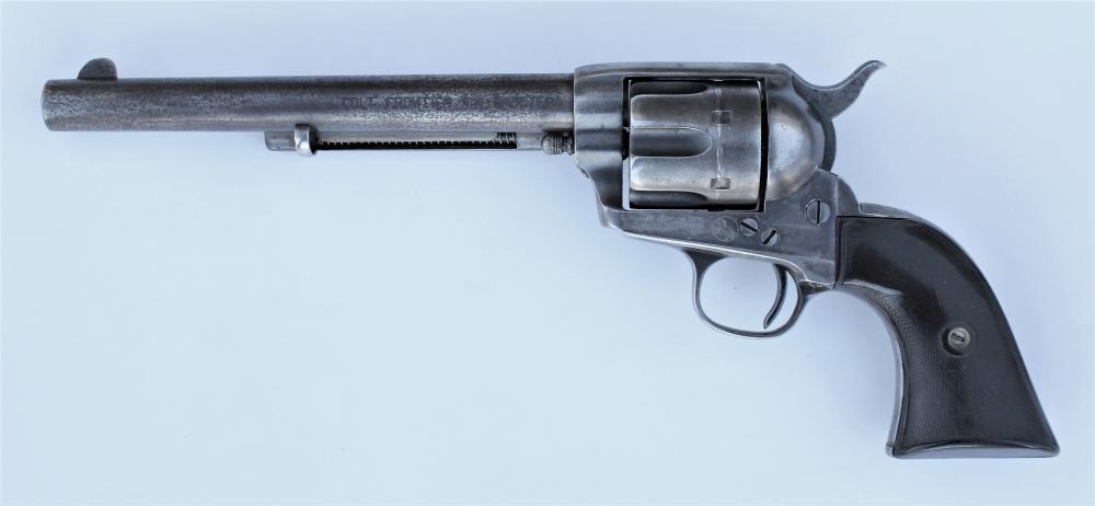 Tonto's Colt Single Action