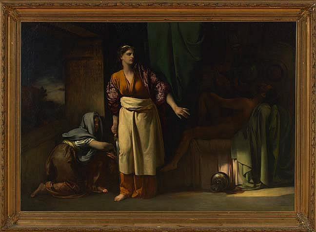 Manner of Paul Hippolyte Delaroche (French,