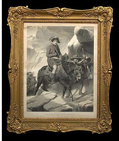 Alphonse Francois (French, 1814-1888) after Paul