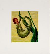 """Melissa Miller (American/Texas, b. 1951), """"Chameleon Series"""""""