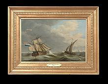 Attr. to J.H. Boshamer (Dordrecht, 1775-aft.1859)