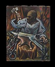 Crawford Gillis (American/Alabama, 1914-2000)