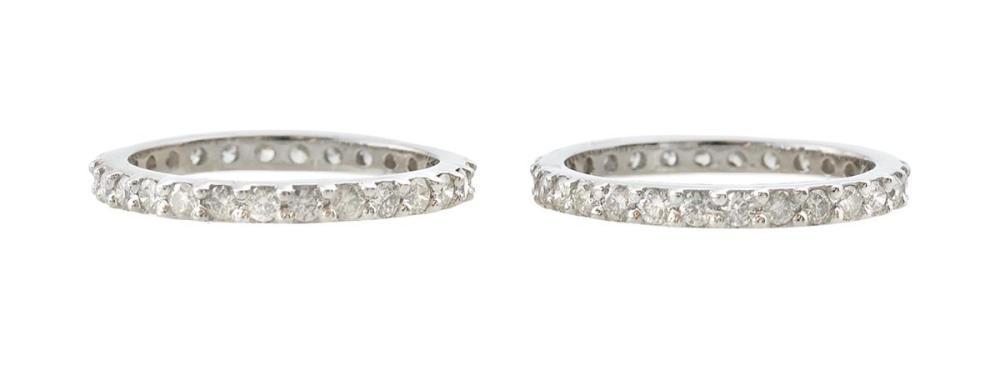 Two Diamond Bands