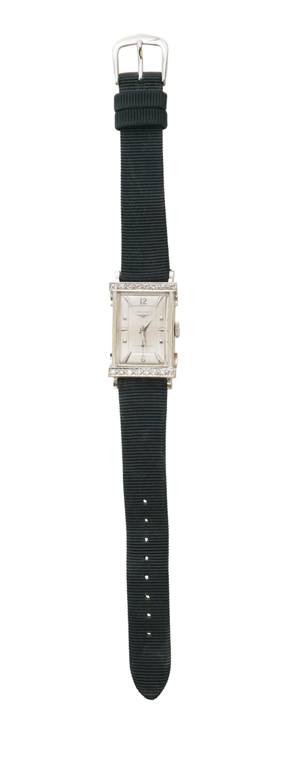 Longines Diamond Watch