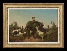Antonio Milone (Italian, 1834-1919)