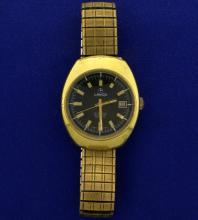 Vintage Swiss Made Lanco Automatic 21 Jewel Incabloc Men's Watch