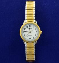 Vintage Timex Woman's Indiglo Watch