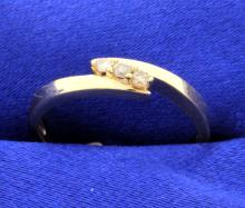 Diamond Promise 3 Stone Ring
