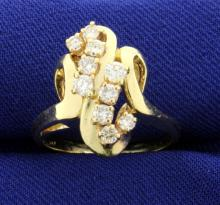 3/4 Carat Diamond 14k Ring