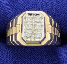 Men's 1/2 ct TW Diamond Ring