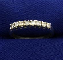 1/3ct TW Diamond Band Ring