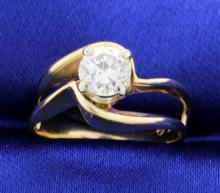 Diamond 0.80 carat Ring