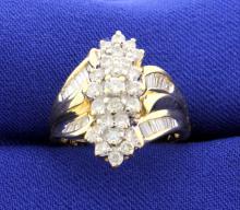 I carat Diamond Ring
