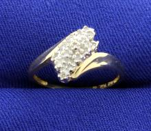 1/4 Carat Diamond Ring