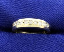 Diamond 4.5mm 10k Band