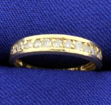 1/3ct Total Weight Diamond Band Ring