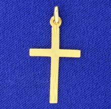 Italian Made Cross Pendant