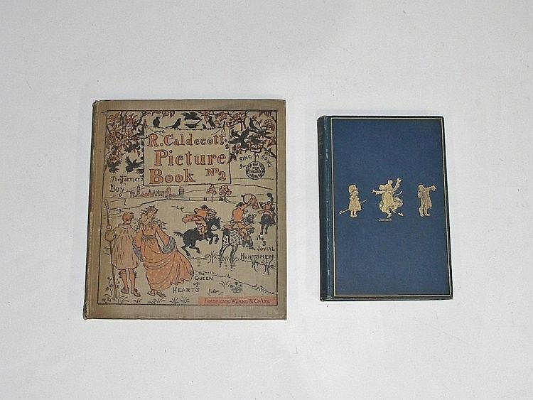 R. Caldecott's Picture Book Number 2, containing