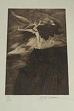 Ralph Steadman - limited edition King Lear,