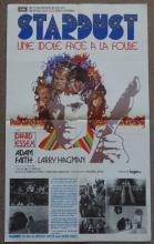 Cinema, French Language Poster, Stardust, 1974, David Essex, Adam Faith, sm