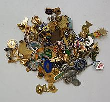 Enamelled badges, late 20th century, generally VF [qty]