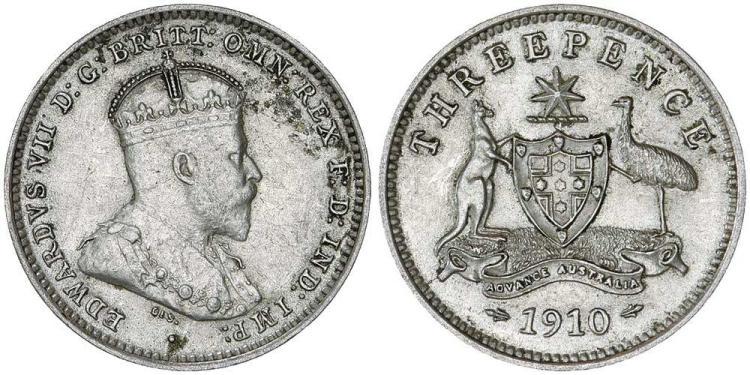 Miscellaneous Australian Coins