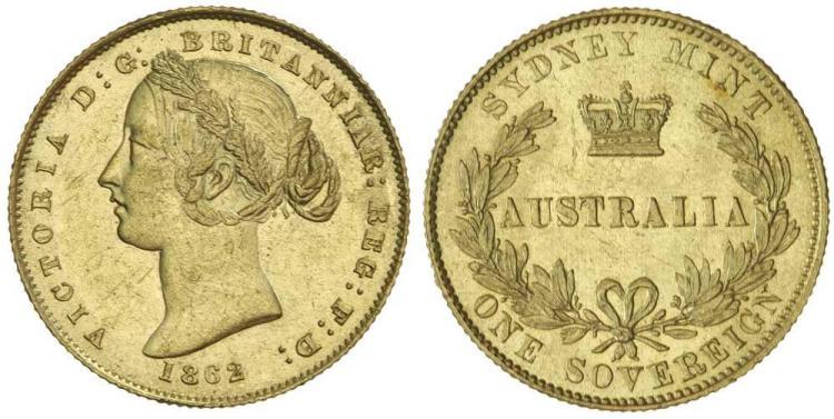 Aust. Gold - Sydney Mint Sovereigns