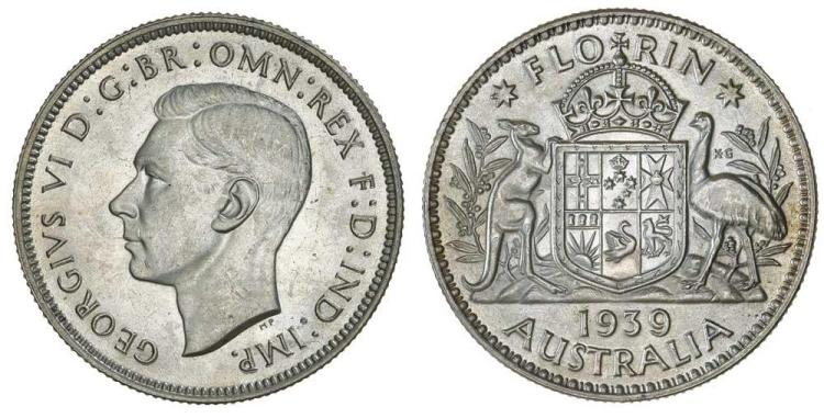 Aust. Commonwealth - Florins