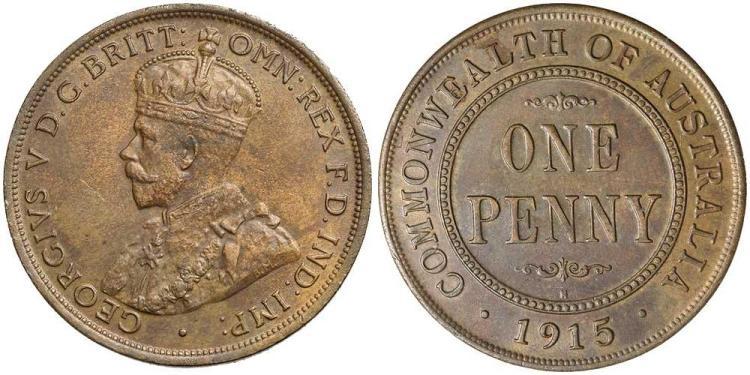 Aust. Commonwealth - Pennies