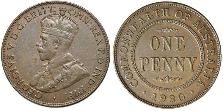 Aust. Commonwealth - Pennies