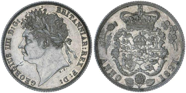 Great Britain Silver and Bronze Coins