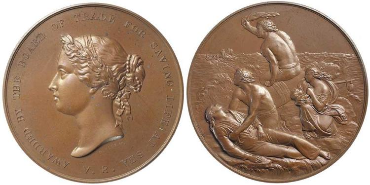 Great Britain Historical Medals