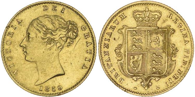 Great Britain Gold Coins