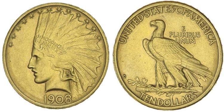 World Gold Coins