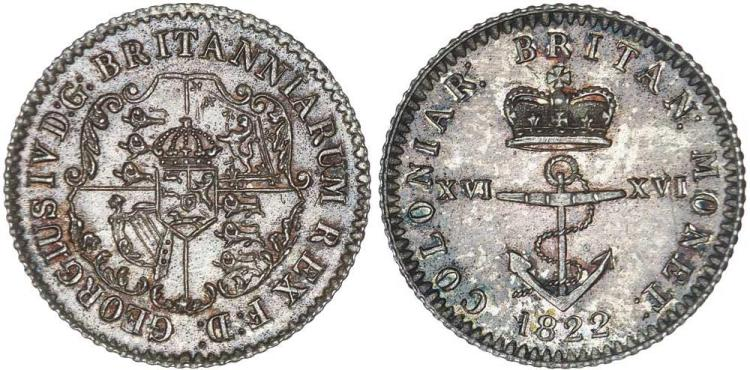 World Silver and Bronze Coins (A-G)