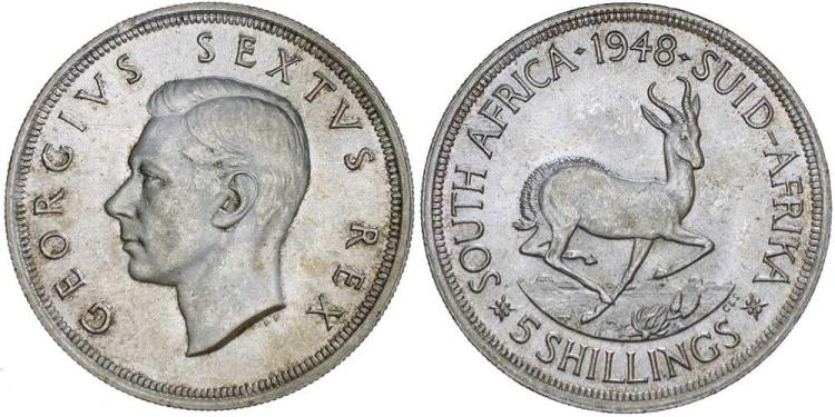 World Silver and Bronze Coins (H-T)