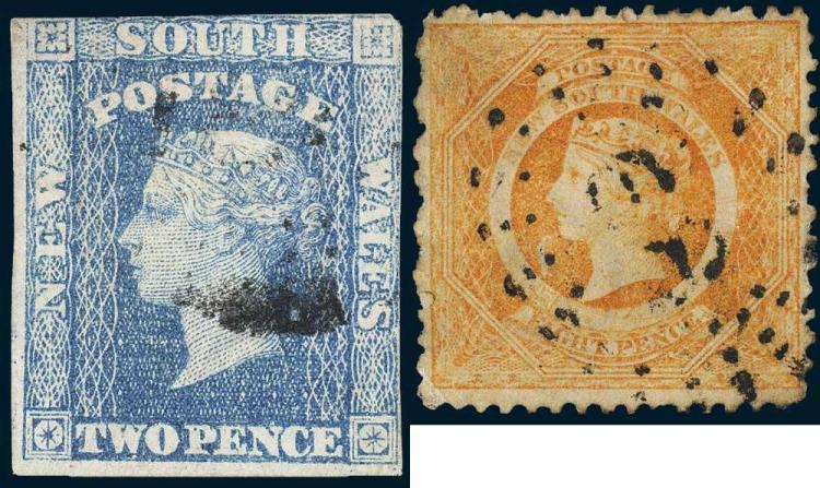 Stamps - Australian States