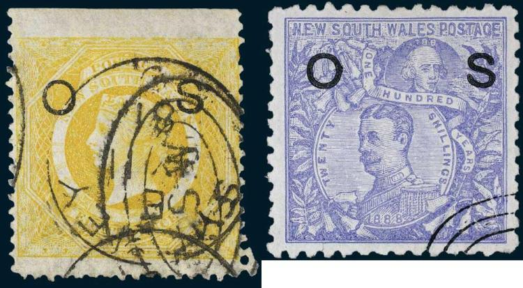 Stamps - Australian States
