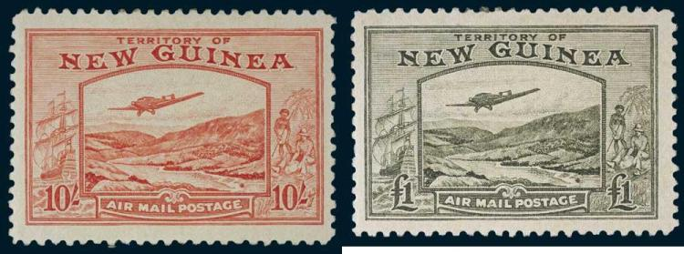 Stamps - Pacific and Oceania
