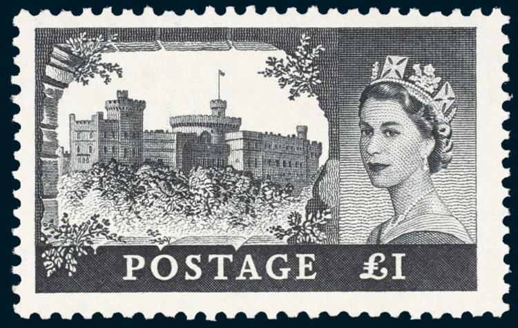 Stamps - Great Britain