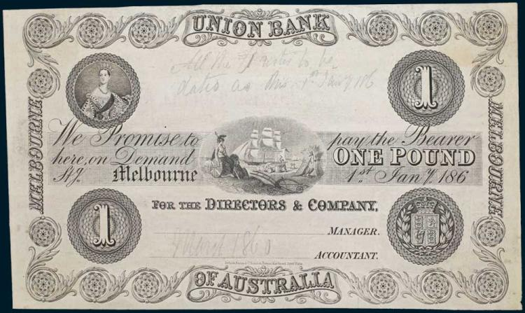 Aust. Banknotes - Private Bank Issues