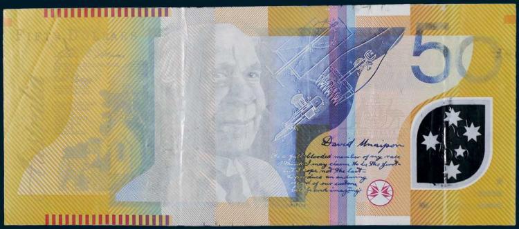 Aust. Banknotes - Error Notes